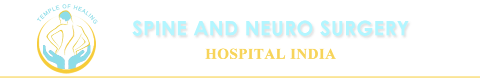 Spine and neuro surgery hospital Logo